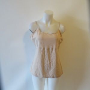 SPANX NUDE ADJUSTABLE CAMISOLE SZ 2X *
